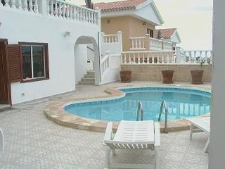 Ocean view villa with private pool - Callao Salvaje vacation rentals