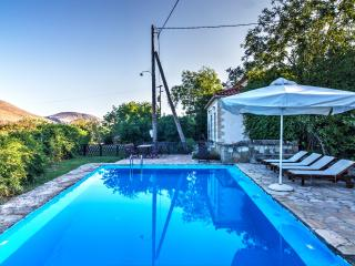 Historical, stone built villa in peaceful location - Deliana vacation rentals