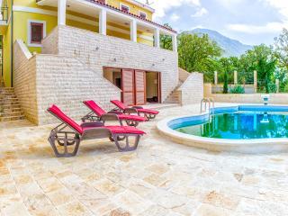 Sunbreeze Deluxe Adriatic Villa Jacuzzi&Sauna&Pool - Budva vacation rentals