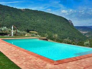 Villa Piantoni on Private Antognolla Golf Estate - Umbria vacation rentals