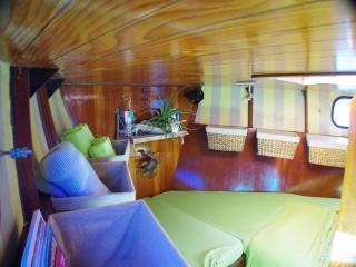 SV MALU...your cozy cabin on a comfortable Yacht ! - Grenada vacation rentals