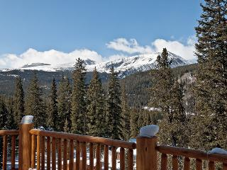 Spectacular Mountain Views! Game Room! Private Hot Tub! - Breckenridge vacation rentals