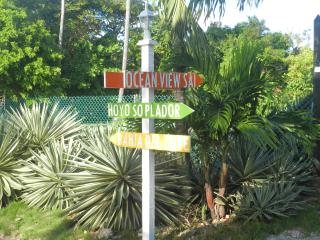 Vacation house  ocean view caribbean - San Andres vacation rentals