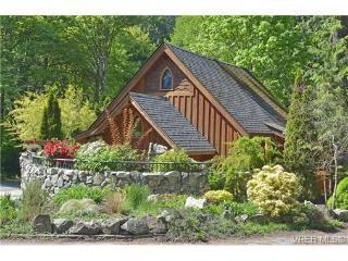 Garden suite in historic church - Victoria vacation rentals