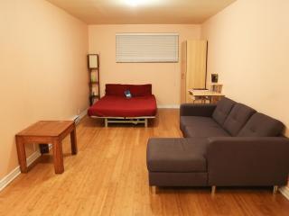 Beautiful studio, cozy neighborhood - Montreal vacation rentals