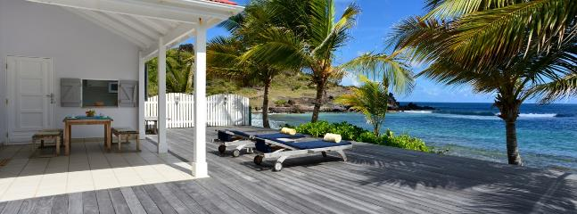 SPECIAL OFFER: St. Barths Villa 120 The Breathtaking View From This Villa Will Have You Wanting To Return Again And Again. - Lorient vacation rentals