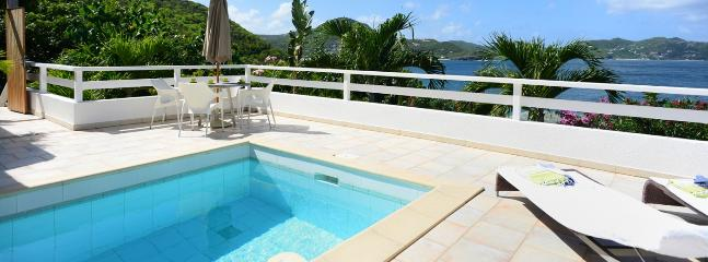 Villa Papillon Blanc SPECIAL OFFER: St. Barths Villa 129 The Villa Is Close To The Restaurant Of The Christopher Hotel And The B - Pointe Milou vacation rentals