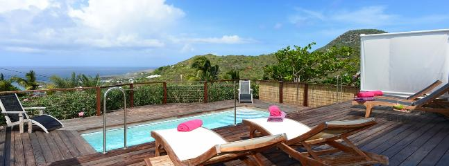 SPECIAL OFFER: St. Barths Villa 144 This Spacious Villa Is Perfect For Family Holidays. Each Bedroom Has A Sea View. - Camaruche vacation rentals