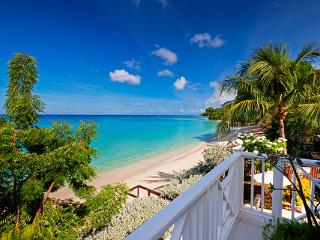 Private beach access and pool. BS WHV - Barbados vacation rentals