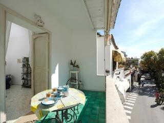 Lucciola with terrace in the heart of Positano - Positano vacation rentals