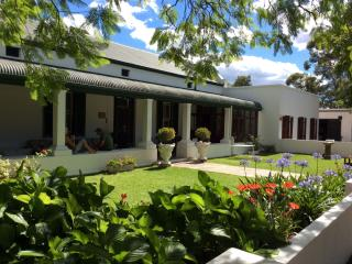 Barry House on Riverton - Robertson vacation rentals