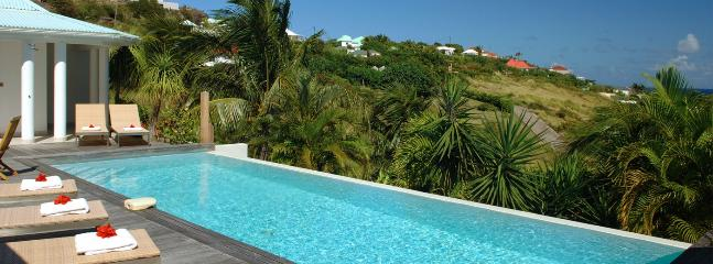 SPECIAL OFFER: St. Barths Villa 145 Overlooks The Bay And The Lagoon Of Grand Cul De Sac. - Grand Cul-de-Sac vacation rentals