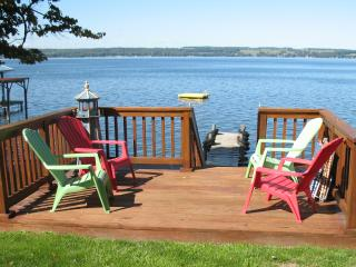 Beautiful Seneca Lakefront Cottage - Hector vacation rentals