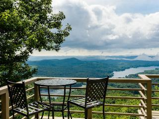 Zen House offers unbeatable views with serene surroundings - Lake Toxaway vacation rentals