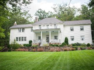 Historic English manor house within the Sheep Meadow neighborhood of Homestead Preserve - Warm Springs vacation rentals