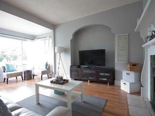 Beautiful 3 Bedroom Modern Character Home - Vancouver vacation rentals