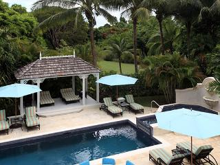 Within the Sandy Lane Estate, this home embraces you the minute you drive through its gates. RL GRE - Barbados vacation rentals