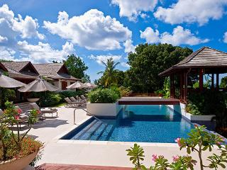 Combining the best of Barbadian and Balinese living, this open- plan villa has a natural, organic feel. RL ALI - Sugar Hill vacation rentals