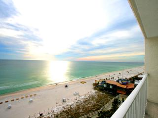 The Summit 1112- >o< -GulfFront -AVAIL 10/14-10/21*Buy3Get1Free 10/1-12/31*Panama City Beach - Panama City vacation rentals