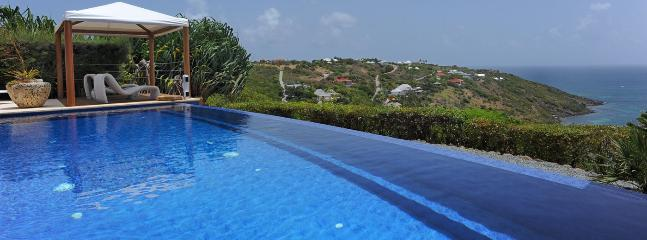SPECIAL OFFER: St. Barths Villa 143 At Street-level, The Villa Is Overlooking The Ocean, Marigot Bay And Tortue Island. - Marigot vacation rentals