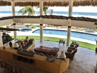 The nicest beach house. - Puerto Escondido vacation rentals