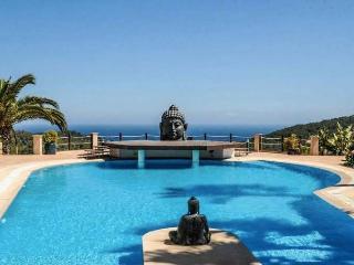Can Sylvia, swimming pool and sea view 8 bedrooms - Santa Eulalia del Rio vacation rentals