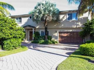 Fabulous Tropical Waterfront Home - Pompano Beach vacation rentals