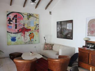 Private house with garden in Neve-Tzedek - Tel Aviv vacation rentals