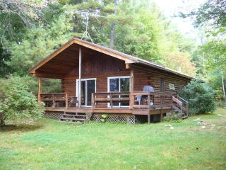 BIG SQUAM: LOG CABIN-JUNE 27TH WEEK SPECIAL! - Center Harbor vacation rentals