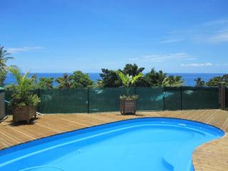 Luxurious studio in Saint Leu, Reunion Island, with pool, terrace and sea view, 500m from the beach - Reunion Island vacation rentals