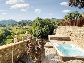 """La Villa Basse"" – Stunning villa in the Ardeche with garden, panoramic views and shared pool - Darbres vacation rentals"