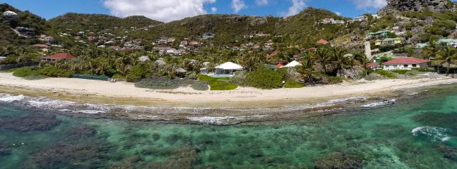 Villa Sea Sand And Sun SPECIAL OFFER: St. Barths Villa 134 This Villa Is Perfect To Relax On The Waterfront. - Anse Des Cayes vacation rentals