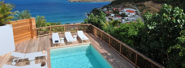 SPECIAL OFFER: St. Barths Villa 142 This Villa Overlooks The Famous Flamands' Beach Which Is Only A Three Minute Walk. - Flamands vacation rentals