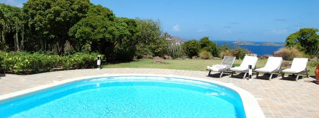 Villa Armor SPECIAL OFFER: St. Barths Villa 141 This Villa Has Views From Marigot Bay To The Islands Of Saint Martin And Tortue. - Marigot vacation rentals