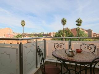 New apartment in Gueliz with terrace, Wifi access - Had Abdallah Rhiat vacation rentals