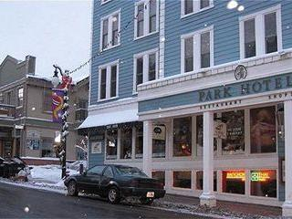 Park Hotel in the heart of Historic Main Street - Utah Ski Country vacation rentals