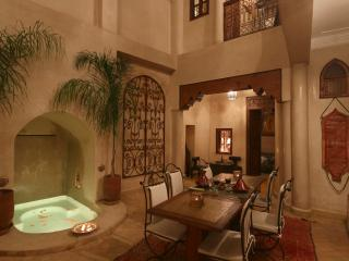 RIAD JAUNE SAFRAN top exclusive rental wifi&pool - Marrakech vacation rentals