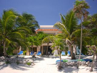 Affordable Villa/Wt Sand Beach/Pool/Internet/Cook - Akumal vacation rentals