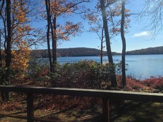 LAKEFRONT!  Rates Cut for Columbus Day Weekend! - Lake Harmony vacation rentals