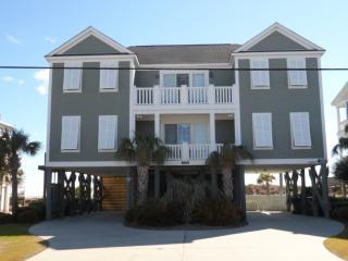 Ocean front 7 B/R 7.5 Bath w/ Pool & Hot Tub - Murrells Inlet vacation rentals