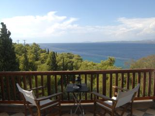 Private two-storey  holiday apartment of 80 sq.m. - Leonidio vacation rentals