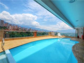 Studio w/ 10th Floor Pool 0060 - Medellin vacation rentals
