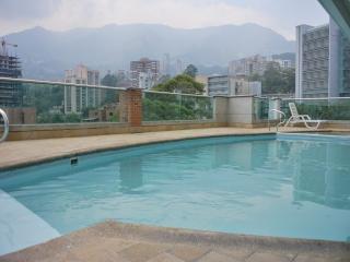 7th Floor Economical Daily or Monthly Poblado Studio 0063 - Medellin vacation rentals