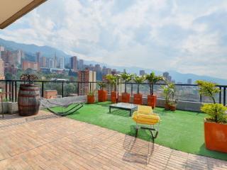 Poblado Penthouse Man Cave 0101 - Medellin vacation rentals
