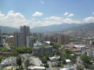 Gorgeous Poblado Rental 20th Floor w/ Pool 0120 - Medellin vacation rentals