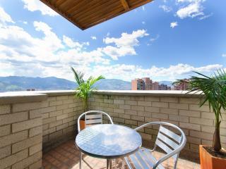 Poblado Penthouse Near Lleras 0135 - Medellin vacation rentals