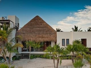 Luxury Beachfront Villa in the Sian Ka'an - Tulum vacation rentals