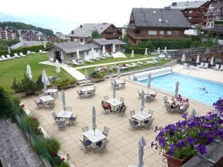 Swiss Alps Crans Montana ski and golf holidays - Crans-Montana vacation rentals