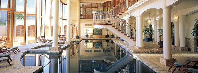 Roman Bath and Spa - Golf Paradise Fancourt Estate Private House - George - rentals