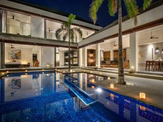 Villa Waha. 4BR Family Villa Close to Canggu Club - Canggu vacation rentals
